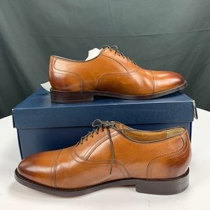 Cole Haan leather Oxford Cap Toe dress shoes